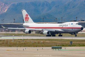 """Cargolux """"1970 Retro"""" (Aniversario de 50 años)"""